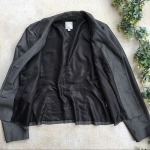 Halogen Jackets & Coats - Halogen Blazer Nordstrom's Sz 8 Gray